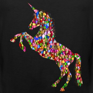 Women's Unicorn T shirt - Men's Premium Tank