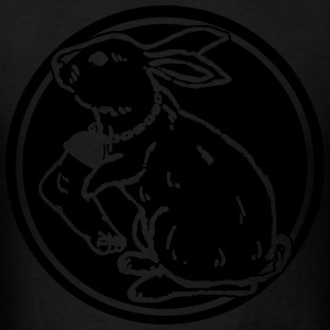 Rabbit - Men's T-Shirt