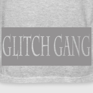 glitch logo 2 Long Sleeve Shirts - Men's T-Shirt