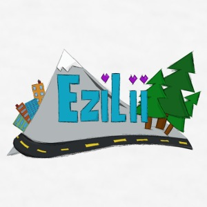 Ezilii Cities Logo Mugs & Drinkware - Men's T-Shirt
