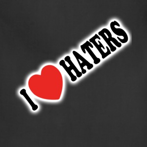 I Love Haters Tanks - Adjustable Apron