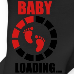 Funny Pregnancy Baby Loading - Leggings