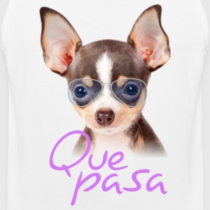 Player Chihuahua - Men's Premium Tank