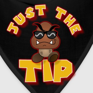 Just the TIP GOLD_n_RED T-Shirts - Bandana