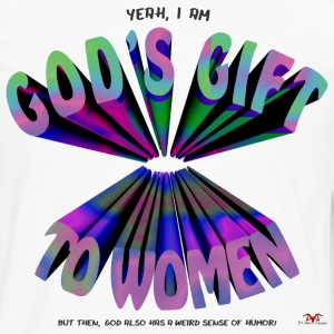 God's Gift to Women - Men's Premium Long Sleeve T-Shirt