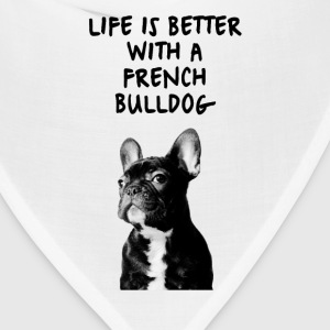 French Bulldog - Bandana