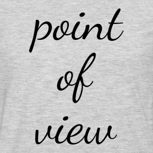 Point of View T-Shirts - Men's Premium Long Sleeve T-Shirt