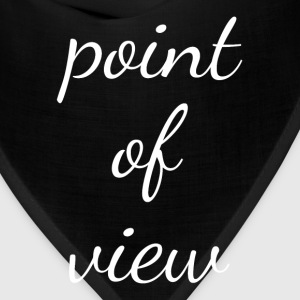 Point of View Hoodies - Bandana