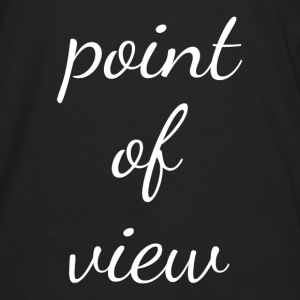 Point of View Hoodies - Men's Premium Long Sleeve T-Shirt
