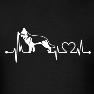 German Shepherd Shirt - Men's T-Shirt