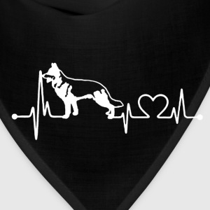 German Shepherd Shirt - Bandana