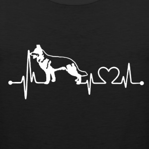 German Shepherd Shirt - Men's Premium Tank