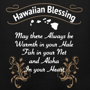 Hawaiian Blessing Shirt - Men's Premium Tank