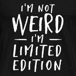 I'm Limited Edition - Men's Premium T-Shirt