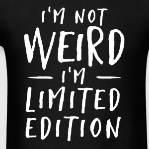 I'm Limited Edition - Men's T-Shirt