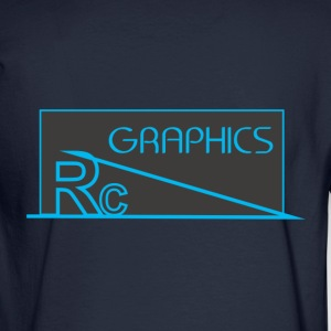 RC GRAPHICS WOMENS TEE - Men's Long Sleeve T-Shirt