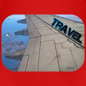 Travel - Take A Flight - Toddler Premium T-Shirt