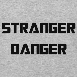 STRANGER DANGER!  - Baseball T-Shirt