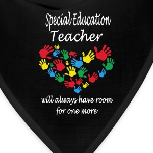 Special education teacher - have room for one more - Bandana