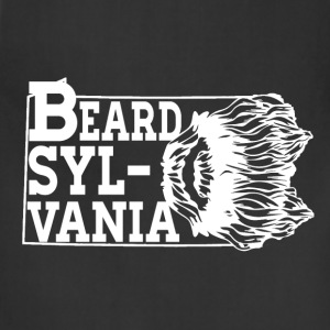 Mustache - Sylvania awesome t-shirt for real man - Adjustable Apron