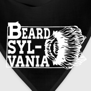 Mustache - Sylvania awesome t-shirt for real man - Bandana