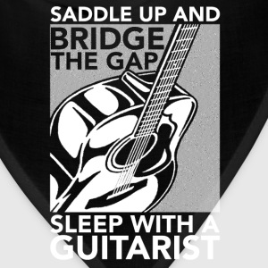 Guitarist - Bridge the gap sleep with a guitarist - Bandana