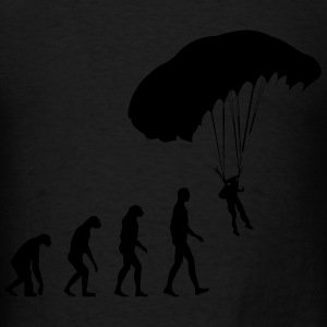 evolution skydiving Tanks - Men's T-Shirt