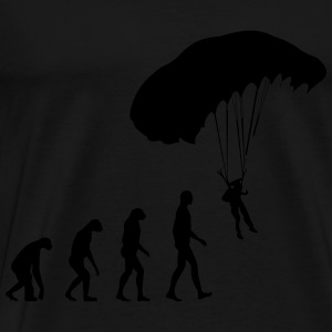evolution skydiving Tanks - Men's Premium T-Shirt