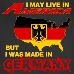 Germany - Live in America but made in germany - Adjustable Apron