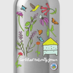 Pollinator and Wildflower Shirt T-Shirts - Water Bottle