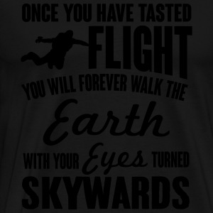 once you've tasted flight Sportswear - Men's Premium T-Shirt