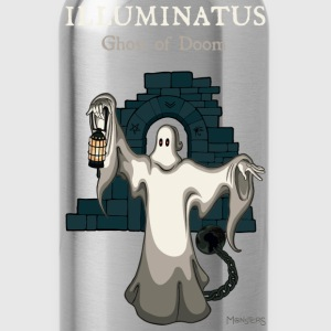 Illuminatus Ghost of Doom - Water Bottle