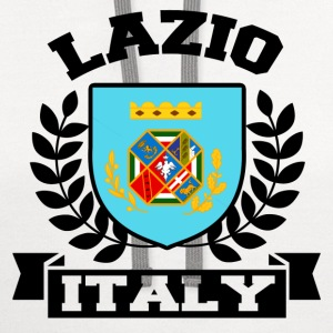lazio2.png T-Shirts - Contrast Hoodie