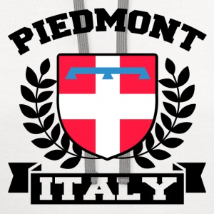 piedmon568.png T-Shirts - Contrast Hoodie