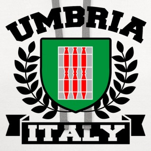 umbria2.png T-Shirts - Contrast Hoodie