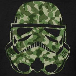 Camo Trooper HOODIE MAN - Men's T-Shirt