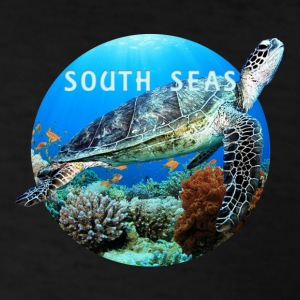 Turtle from South Seas Sweatshirts - Men's T-Shirt