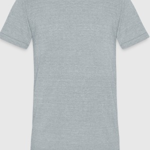 CWF Tri-Blend Unisex Hoodie Tee - Grey - Unisex Tri-Blend T-Shirt by American Apparel