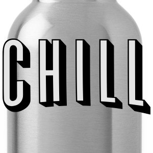 Netflix and Chill - Water Bottle