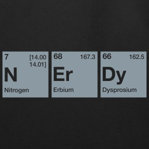 Nerdy Periodic Table Word Mugs & Drinkware - Eco-Friendly Cotton Tote