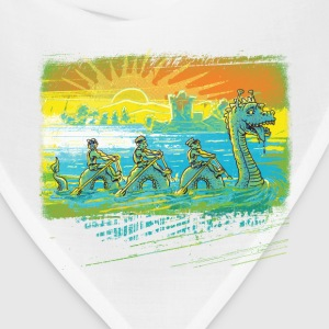 Skulling Team Loch Ness Monster - Bandana
