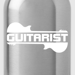 white guitarist - Water Bottle