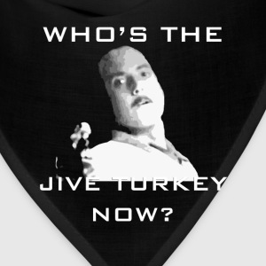 Jive Turkey T-shirt - Bandana