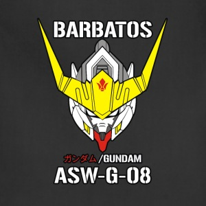 gundam barbatos - Adjustable Apron