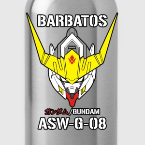 gundam barbatos - Water Bottle
