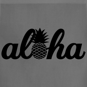 Aloha Hawaï Pineapple T-Shirts - Adjustable Apron