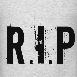 RIP Tanks - Men's T-Shirt
