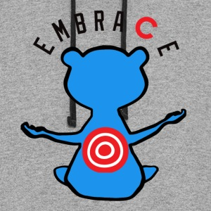Embrace the Target T-Shirts - Colorblock Hoodie