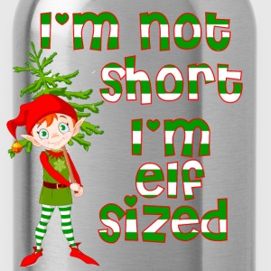 Not short Elf sized - Water Bottle