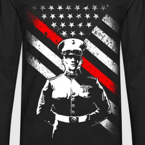 Army - Awesome army t-shirt for american lovers - Men's Premium Long Sleeve T-Shirt